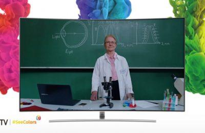 Samsung auttaa värien näkemisessä sovelluksen avulla