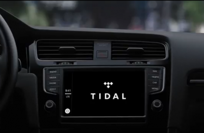 Tidal sai Apple CarPlay -tuen