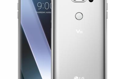 LG V30 saapuu Suomeen ensi viikolla
