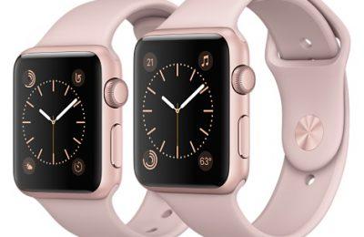 Apple Watchiin tulossa ekg-mittaus?