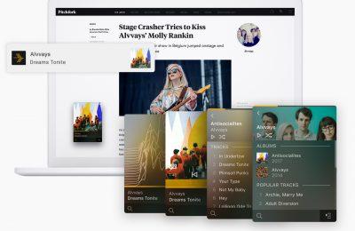 Plex Labsilta musiikintoisto-ohjelma