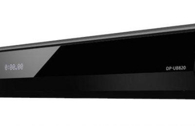 Panasonicilta tänä vuonna neljä 4k Blu-ray-soitinta