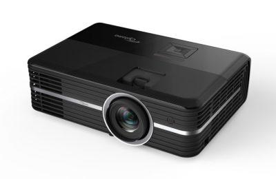 Optoman 4k-projektorissa on Alexa-puheohjaus