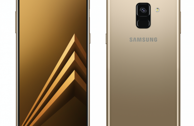 Uusi Samsung A8 saapui kauppoihin