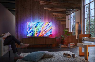 Philipsiltä uusia led- ja oled-televisioita
