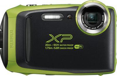 Fujifilmiltä kamera kovakouraisille