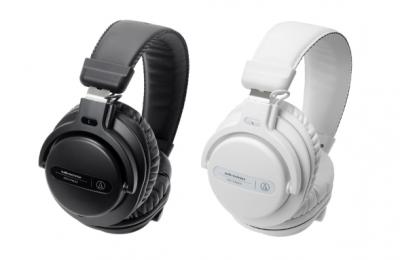 Audio-Technicalta uusia DJ-kuulokkeita ja -levysoittimia