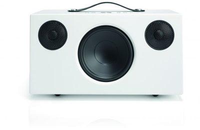 Audio Pron aktiivikaiutinta on helppo käyttää ja kuunnella