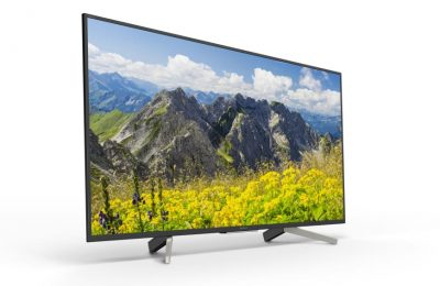 Sony julkisti kolme uutta tv-tuotesarjaa