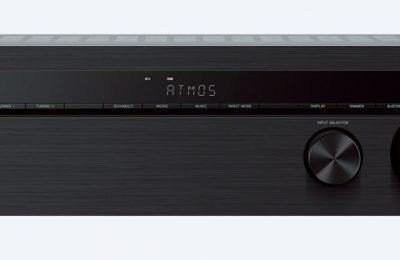 Sony vahvistaa viritinvahvistinlaivuettaan