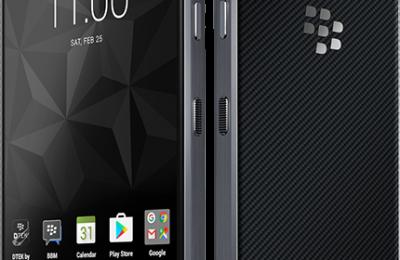 BlackBerry Motion nyt saatavilla Suomeen
