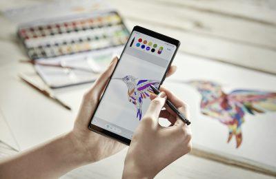 Kokeilussa: Samsung Galaxy Note 8 – Huippulaatua huippuhintaan