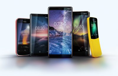 Nokian älypuhelinmyynti nousussa – säilytti viidennen sijan Euroopan markkinoilla