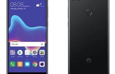 Huawei julkisti uuden Y9 -puhelimen