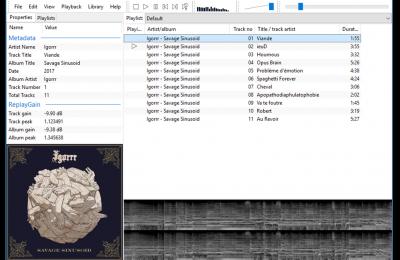 Vanha kunnon Foobar2000 -musiikkitoistin saapui Windows 10:n sovelluskauppaan