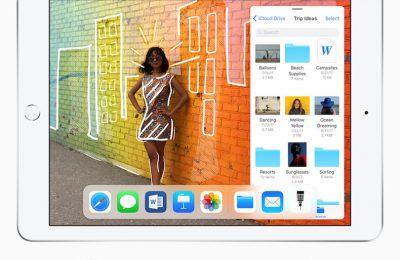 Uusi budjetti-iPad sai lisää tehoa ja tuen kosketuskynän käytölle