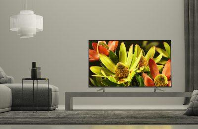 Sony julkisti kaksi 4k hdr -televisiota