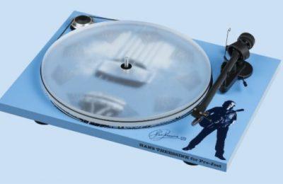 Pro-ject julkisti levysoittimen 70-vuotiaan blues-konkarin kunniaksi