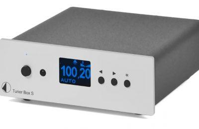 Kokeilussa Pro-Ject Tuner Box S -viritin: Kirkasta radioääntä pienessä paketissa