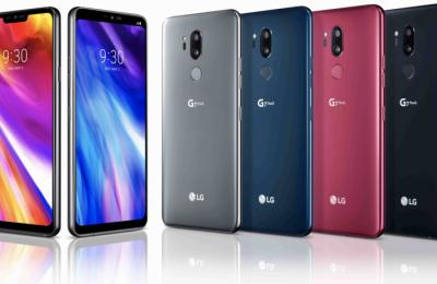 LG G7 ThinQ -lippulaiva julki – tekoälyä, parempi kamera ja enemmän potkua