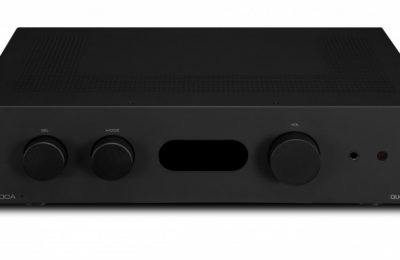 Audiolab julkisti vahvistimen, cd-pyörittimen ja minikokoisen dac/kuulokevahvistimen