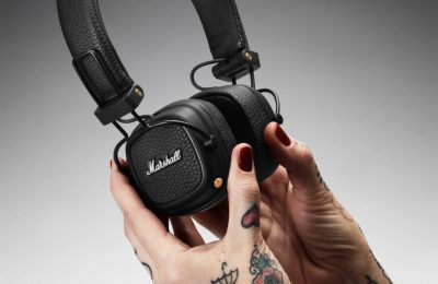 Marshall uudisti Major-kuulokkeensa – uusitut elementit ja lisää mukavuutta