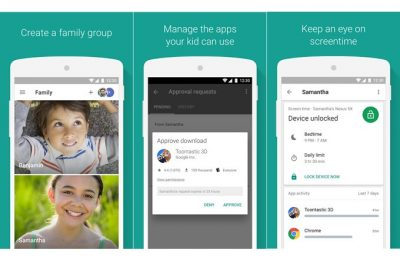Lapsen kännykänkäyttö hallintaan Googlen uudella sovelluksella ja palvelulla