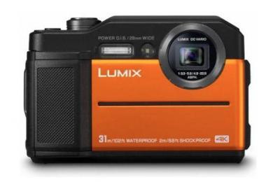 Panasonicilta kamera ääriolosuhteisiin – varustettu myös etsimellä