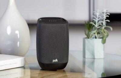 Polk Audio liittyi älykaiutinkilpaan – mukana Google Assistant -ja Chromecast-yhteensopivuus