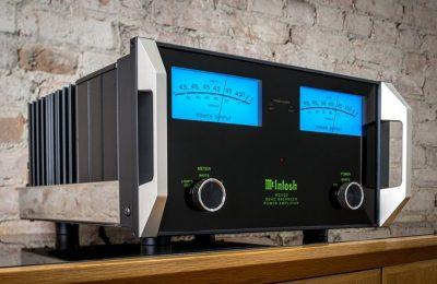 McIntosh uudisti järeimmän stereopäätevahvistimensa – luvataan entistä puhtaampaa soundia
