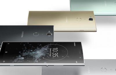 Sonyltä uusi ja isompi keskihintainen XA2-puhelin