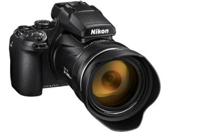Nikonin uudessa kompaktikamerassa on ulottuvuutta – jopa 125-kertainen optinen zoom