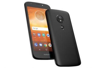 Motorolalta kevyt Go-versio budjettipuhelimesta – näyttö on silti suurempi