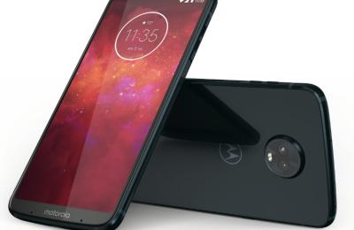 Motorolan Moto Z3 Play saapuu kauppoihin ensi maanantaina