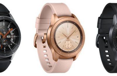 Samsungin Galaxy Watch on nyt myynnissä – samalla Suomeen rantautui eSIM