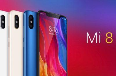 Xiaomin Mi 8 -huippupuhelin ja Android One -puhelin Mi A2 kauppoihin Suomessa