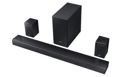 Samsungilta ja Harman Kardonilta kaksi Atmos-yhteensopivaa soundbaria
