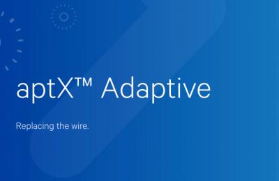 Qualcommin aptX Adaptive -teknologia pyrkii vähentämään häiriötä langattomassa toistossa
