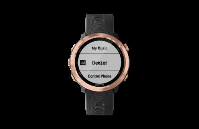 Deezer-sovellus saapui useisiin Garminin älykelloihin – Soittolistoja voi nyt ladata offline-kuuntelua varten