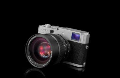 Vieläkö muistat venäläisen Zenit-kameramerkin? Se julkisti kameran yhteistyössä Leican kanssa