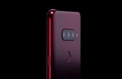 LG antoi ensimakua ensi viikolla julkistettavasta V40 ThinQ -puhelimesta  – suurempi näyttö ja viisi kameraa