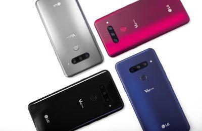 LG on tuomassa V40 ThinQ -puhelimen Suomeen