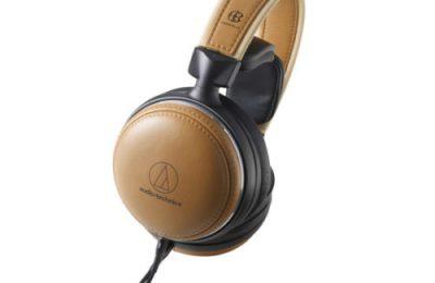 Audio Technica esitteli ylelliset highend-kuulokkeet