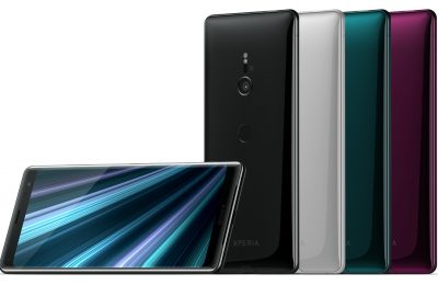 Sony Xperia XZ3:n myynti alkoi Suomessa – Android 9 Pie käyttöjärjestelmä ensimmäisten joukossa
