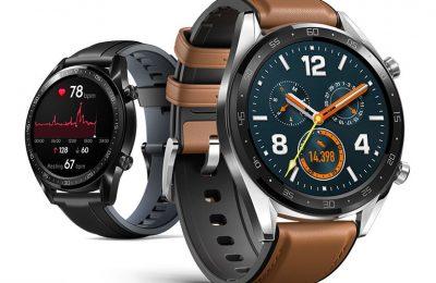 Huaweilta uusi älykello ja uusi aktiivisuusranneke – Watch GT:n akun luvataan kestävän jopa kuukauden