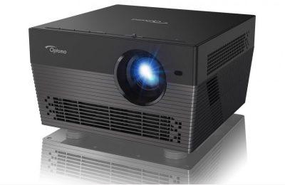 Optomalta kannettava budjettiluokan 4k hdr -projektori