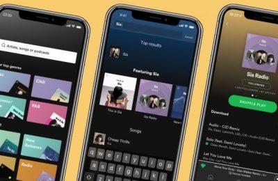 Spotify uudisti käyttöliittymänsä Premium-tilaajille – luvassa parempaa käytettävyyttä
