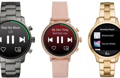 Spotifyn uusi Wear OS -sovellus helpottaa suoratoiston hallintaa kellon näytöltä