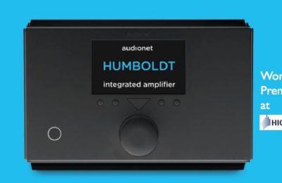 Audionetiltä on tulossa järeänpuoleinen integroitu vahvistin – painoa 60 kiloa