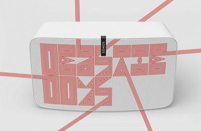 Sonos juhlistaa Beastie Boysia erikoisversiolla Play:5-kaiuttimestaan